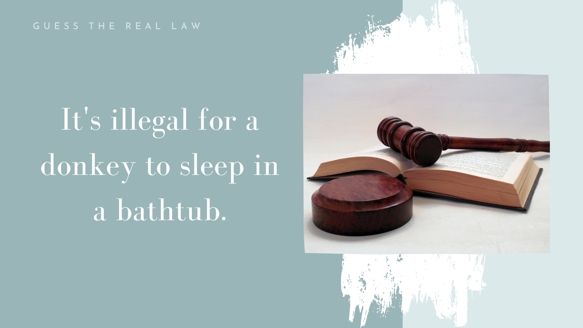 weird laws