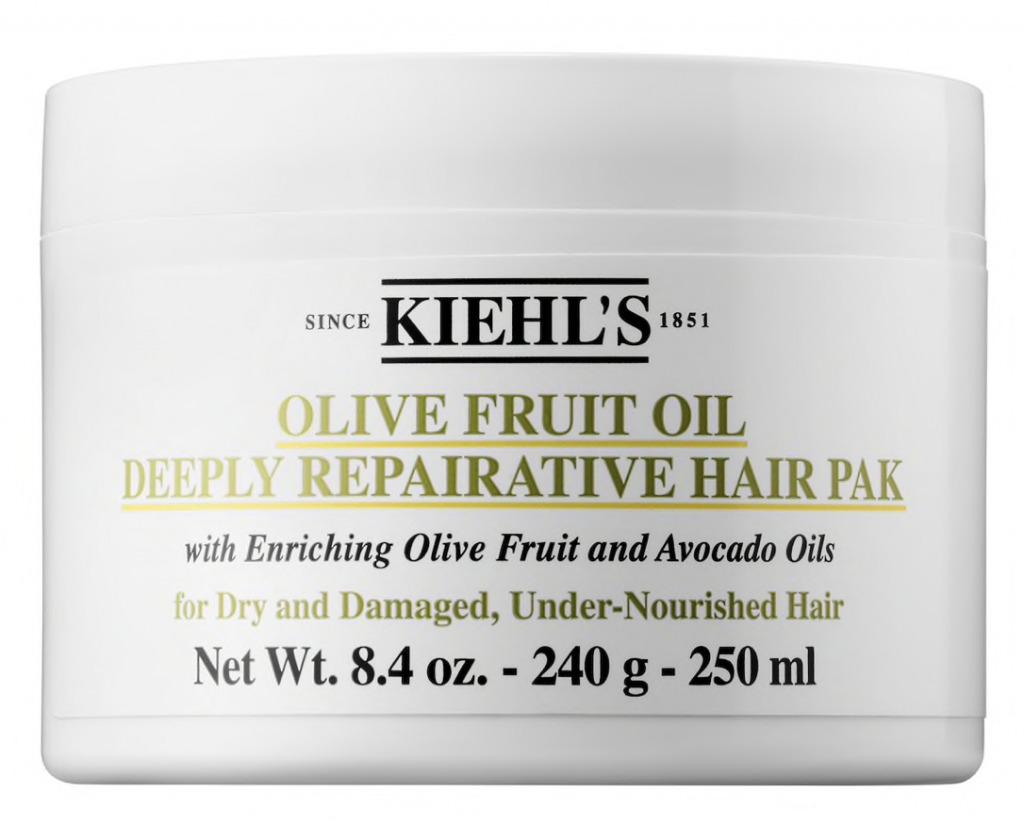 olive fruit oil mask