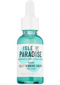 self tanning drops lip exfoliator