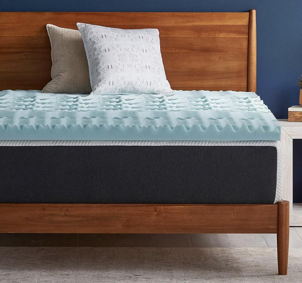 cooling topper mattress