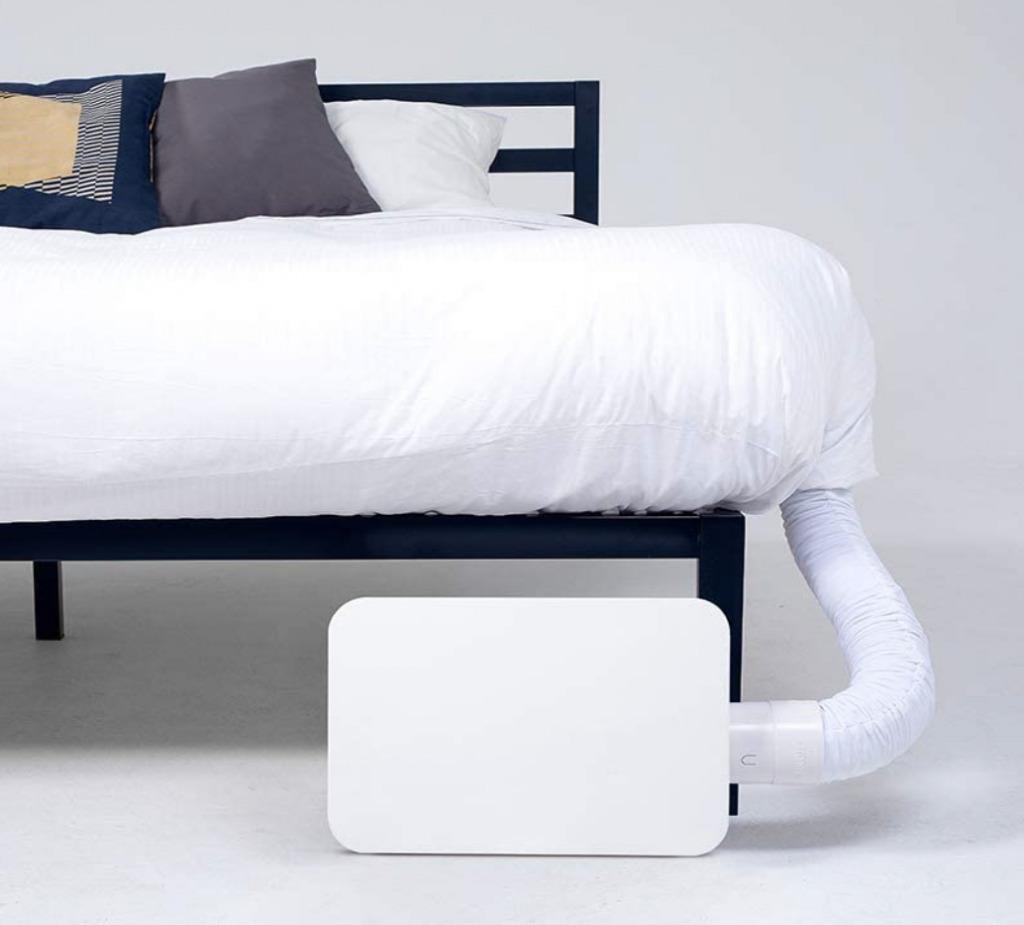 cooling bed jet