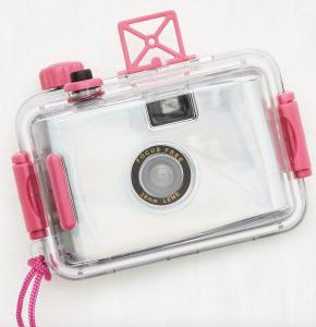 underwater reusable camera