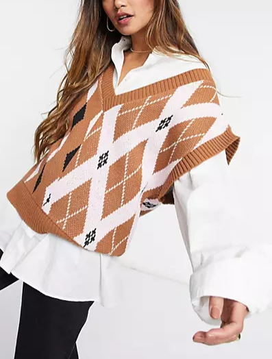 patterned pieces