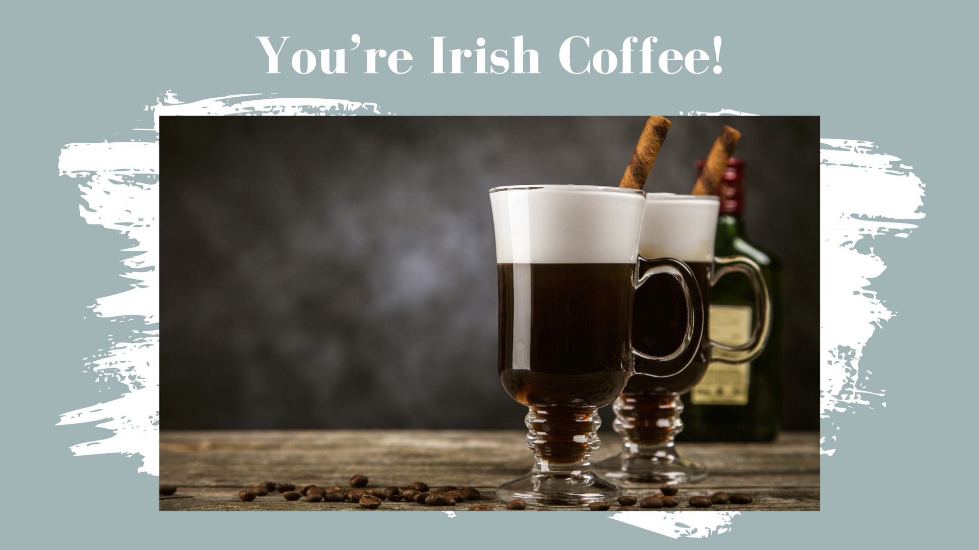 irish drink