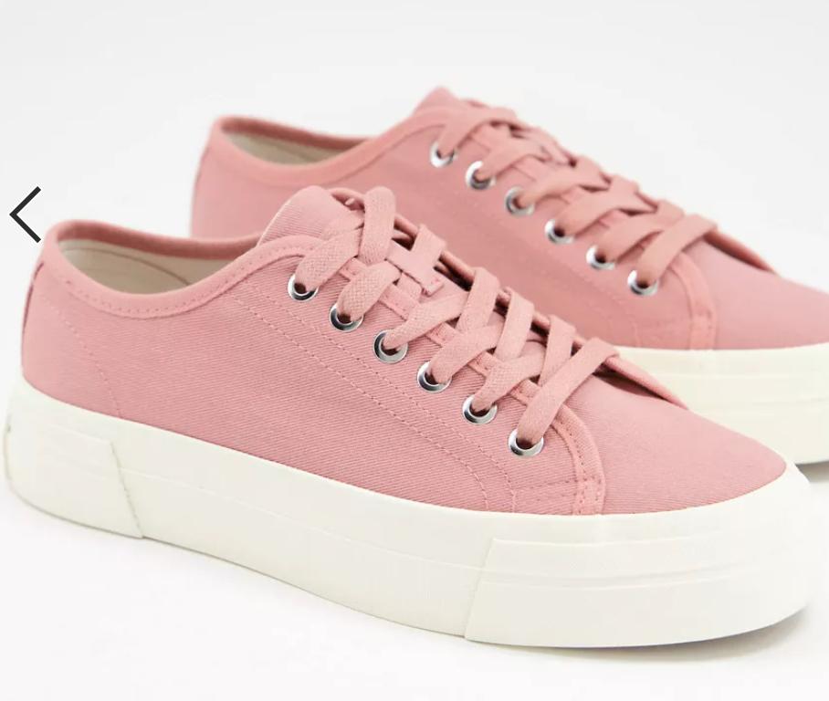 Vagabond Teddie flatform sneakers
