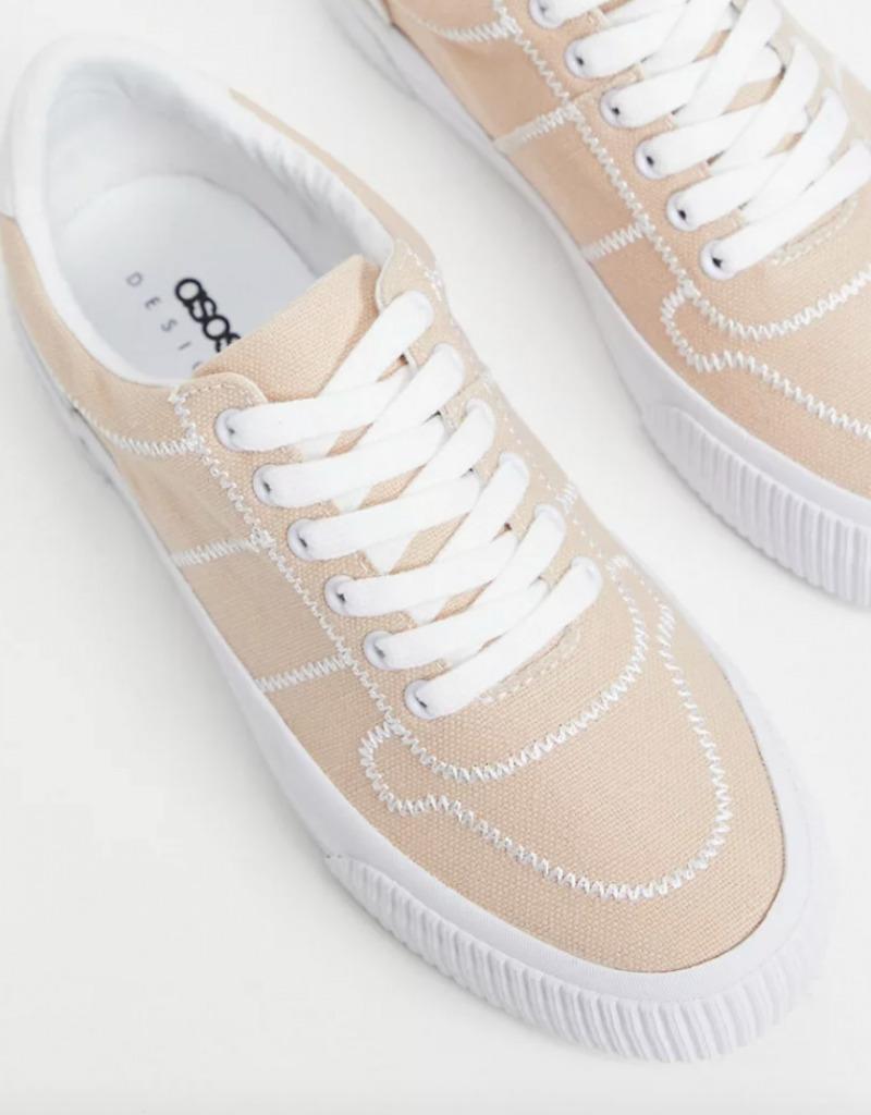ASOS DESIGN Dekko sneakers