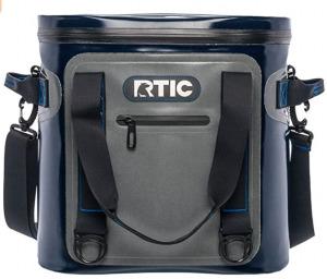 RTIC Soft Cooler w/ Insulated Bag and Leak Proof Zipper