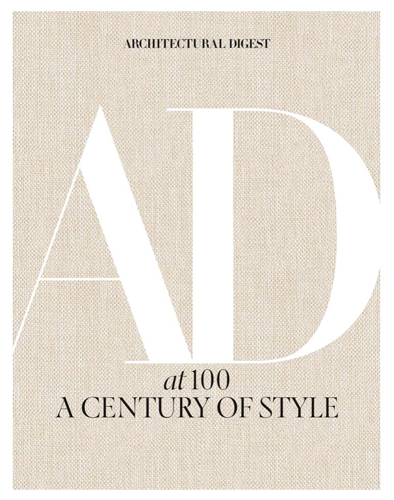 architectural digest book
