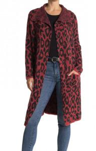 DRAPE COLLAR coat