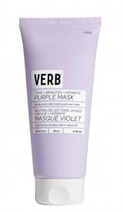 verb purple hair mask