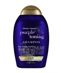 blonde hair shampoo
