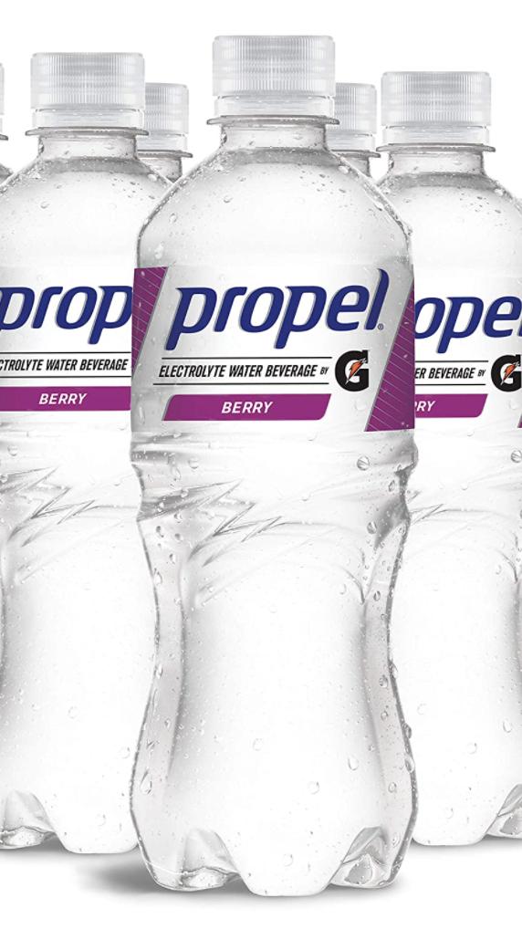 propel water