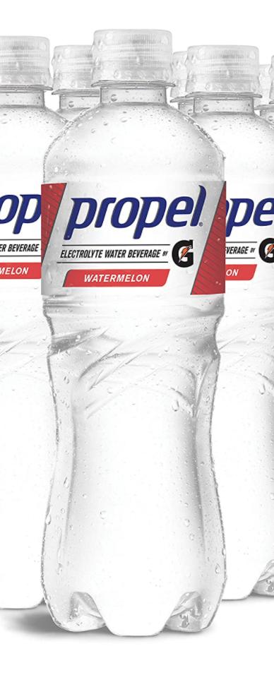 best electrolyte water