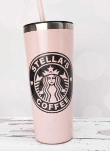 custom starbucks cup