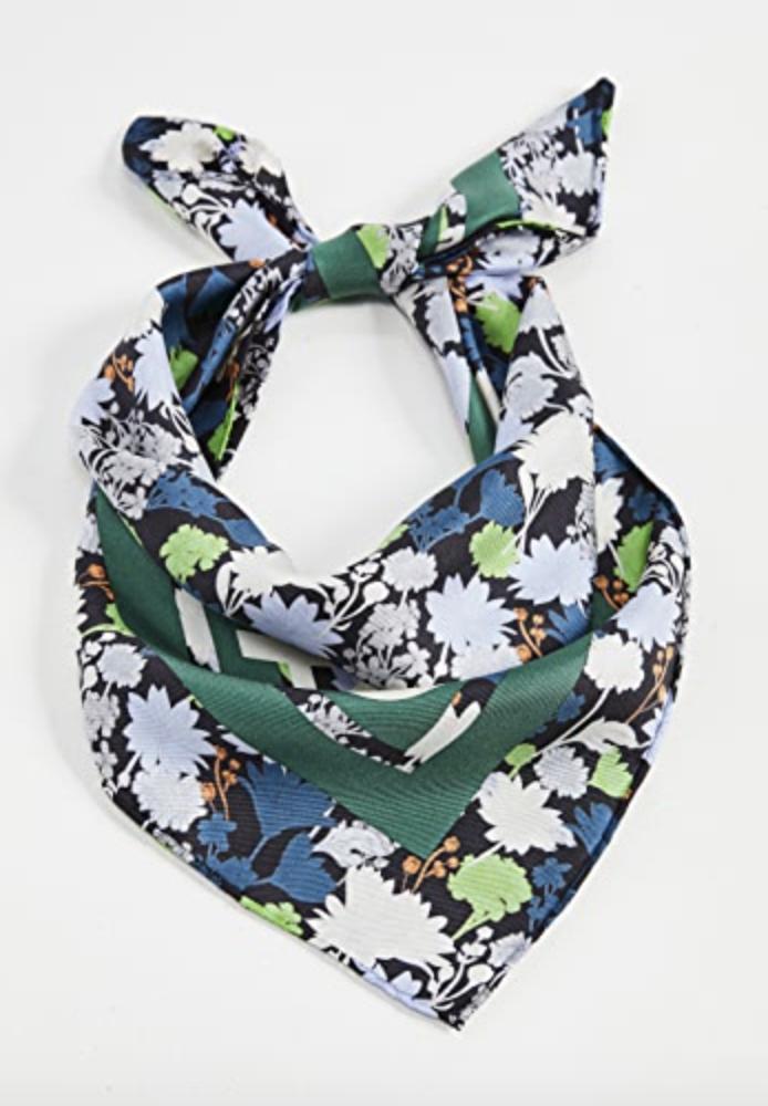 head scarf style