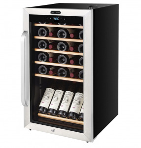 wine storage fridge