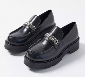 chainlink loafers