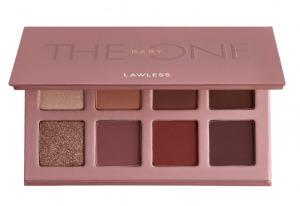 LAWLESS eyeshadow palette