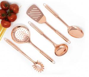 copper utensils