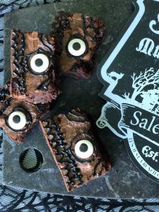 spellbook brownies