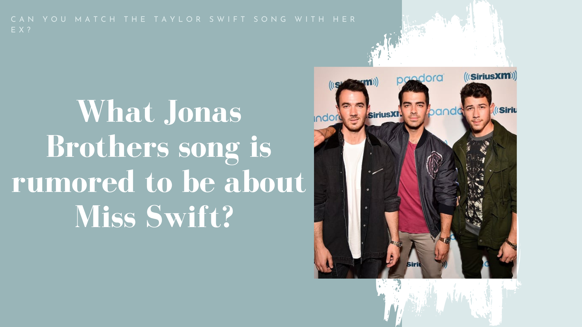 jonas brothers song