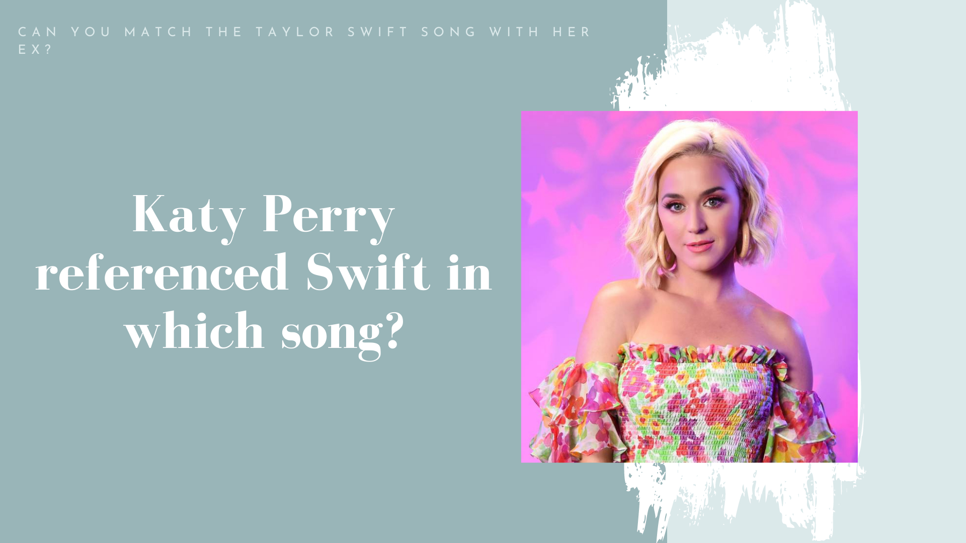 katy perry song