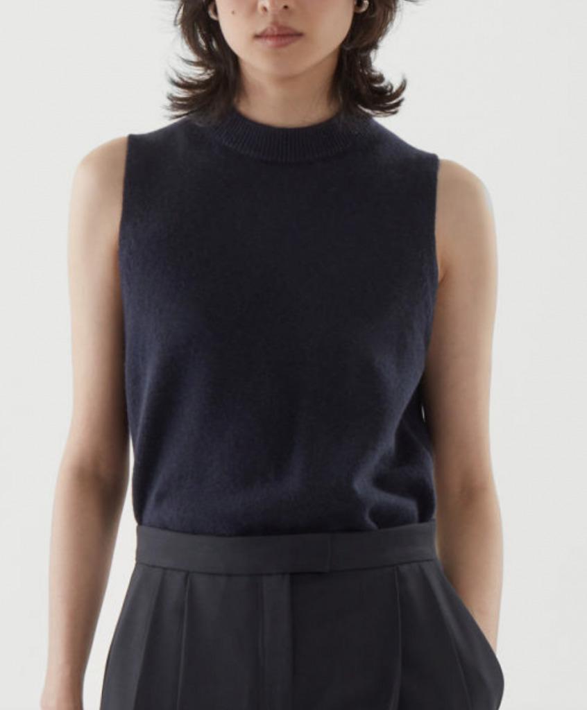 womens sweater vest
